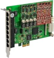 openvox a810ef11 8 port pci e analog card with failover function 1 fxs400 1 fxo400 photo
