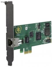 digium wildcard te121b single t1 pci express card with echo cancellation module photo