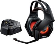 asus strix 71 microphone gaming headset photo