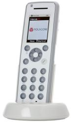 polycom kirk 7040 dect handset photo