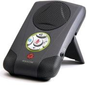 polycom communicator c100s charcoal grey photo