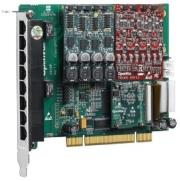 openvox ae810p01 8 port analog pci card 1 fxo400 module with ec2032 module photo