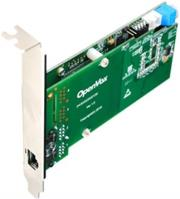 openvox d130p 1 port t1 e1 j1 pri pci card photo