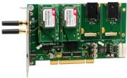 openvox g410p2 2 port gsm wcdma pci card with 2x 3g wcdma modules photo