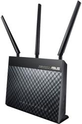 asus dsl ac68u dual band wireless ac1900 gigabit adsl vdsl pstn isdn modem router photo