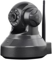 vstarcam c7837wip home monitoring ip camera black photo