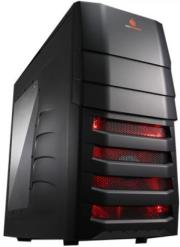 case coolermaster storm sgc 1000 kwn1 enforcer black with red led fan photo