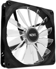 nzxt fz 140 airflow fan series white led 140mm photo