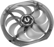 bitfenix spectre 230mm fan green led black photo