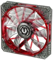 bitfenix spectre pro 140mm fan red led black photo