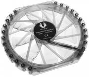 bitfenix spectre pro 230mm fan white led black photo