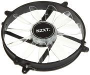 nzxt fz 200 airflow fan series blue led 200mm photo