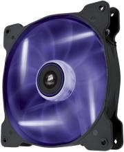 corsair air series af140 led purple quiet edition high airflow 140mm fan photo