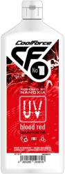nanoxia cf1 uv blood red 1000ml cooling fluid pro photo