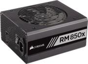 psu corsair rmx series rm850x 850w 80 plus gold certified fully modular photo
