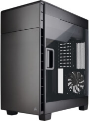 case corsair carbide clear 600c inverse atx full tower photo