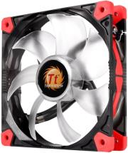 thermaltake case fan luna 12 led white 120mm 1200 rpm box photo