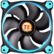 thermaltake case fan ring 14 led blue 140mm lnc 1400 rpm box photo