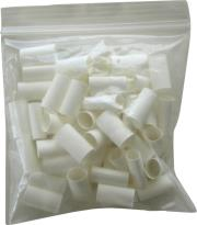 mdpc x pre cut heatshrink tube 4 1 small white 50 pieces photo