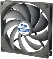 arctic f14 pwm pst co 140mm fan photo