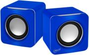 arctic s111 usb powered portable speakers blue photo