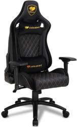COUGAR ARMOR S ROYAL GAMING CHAIR BLACK gadgets   παιχνίδια   gaming chairs