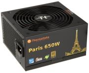 psu thermaltake w0493 paris 650w gold photo