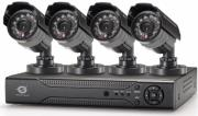 conceptronic c8cctvkitp2tb 8 channel recorder set 4 cameras 1 4 cmos ccd 700tvl photo