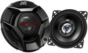 jvc cs dr420 2 way coaxial speakers 10cm 220w peak 35w rms photo