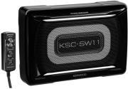 kenwood ksc sw11 active subwoofer system 150w photo