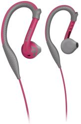 philips shq2200pk 10 actionfit in ear headphones pink photo