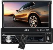 aeg ar 4026 dvd car radio photo