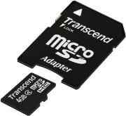 transcend ts4gusdhc4 4gb micro sdhc class 4 adapter photo