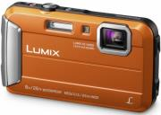 panasonic lumix dmc ft30 orange photo