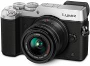 panasonic lumix dmc gx8keg s kit 14 42mm silver photo