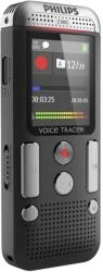 philips dvt2700 4gb voice tracer digital recorder anthracite chrome photo
