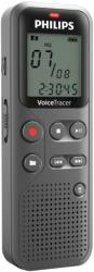 philips dvt1110 4gb voice tracer audio recorder notes recording photo