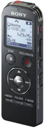 sony icd ux533b 4gb mp3 digital voice recorder black photo