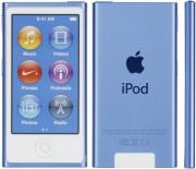 apple ipod nano 8gen 16gb blue mkn02 photo