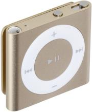 apple ipod shuffle 4gen 2gb gold mkm92 photo