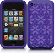 xtrememac tuffwrap tatu purple ipod touch photo