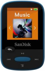 sandisk clip sport 8gb mp3 player blue photo