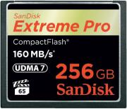 sandisk sdcfxps 256g x46 extreme pro 256gb compact flash udma 7 memory card photo