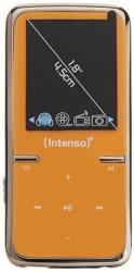 intenso 3717465 8gb video scooter lcd 18 mp3 orange photo