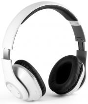 technaxx bt x14 musicman bluetooth wireless headphone fm micro sd white photo