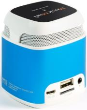 technaxx musicman makro bluetooth soundstation nfc x6 blue photo