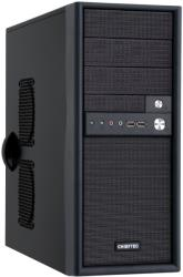 case chieftec cm 01b mesh series black photo