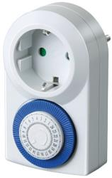 brennenstuhl 1506360 mechanical timer mmz20 white photo