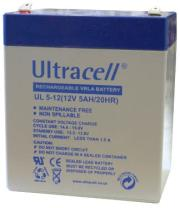ultracell ul5 12 12v 5ah replacement battery photo