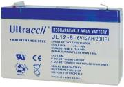ultracell ul12 6 6v 12ah replacement battery photo